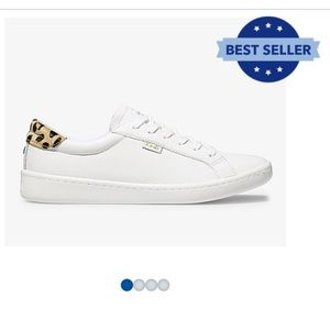 Kate Spade Keds (leather with calf hair)